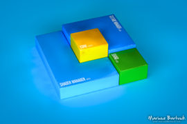 Demo engine building blocks