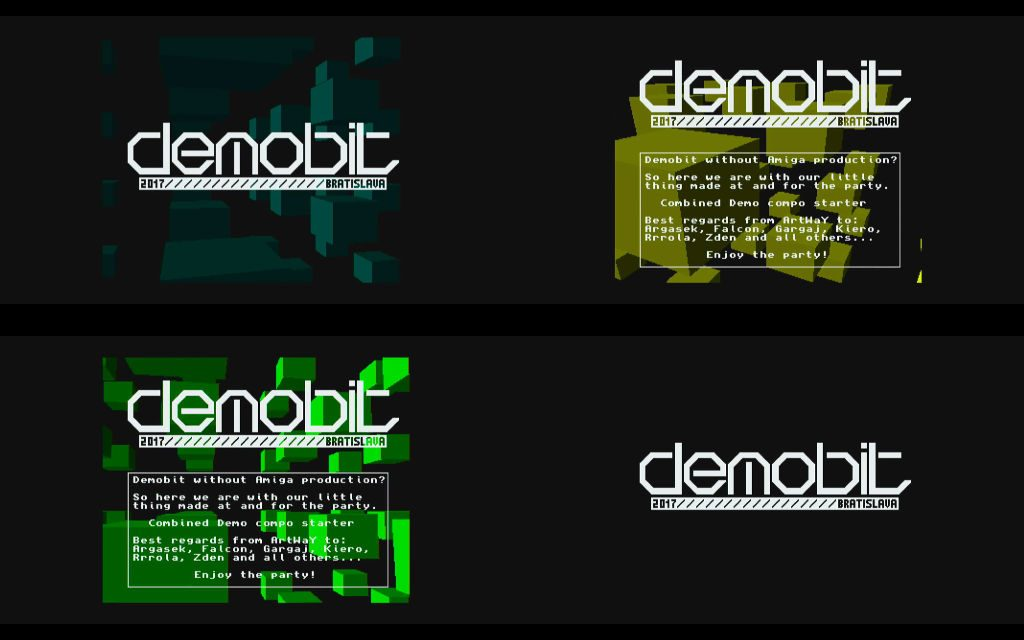 Demobit Starter by Artway