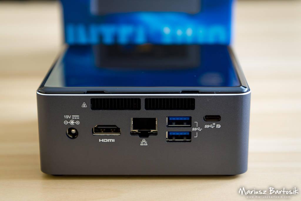 Intel NUC NUC7i3BNH Mini PC Review